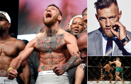 Conor McGregor net worth making money
